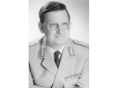 Generalleutnant a.D. Siegfried Storbeck